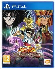 SAINT SEIYA SOLDIERS SOUL PS4 I CAVALIERI DELLO ZODIACO PLAY STATION 4 ITALIANO