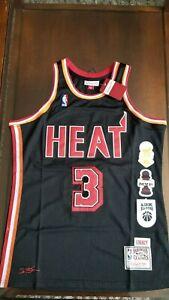 Dwayne Wade Miami Heat Legacy Jersey(Rare)