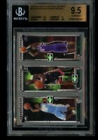2003 Topps Rookie Matrix #AWB Anthony Wade Bosh RC Rookie BGS 9.5