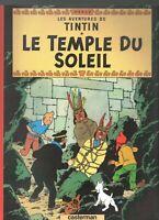 TINTIN. Le Temple du Soleil. Edition publicitaire pour TOTAL 1999.  état neuf