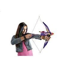 Brand New NERF Rebelle HEARTBREAKER BOW  Blaster PURPLE Flame Design