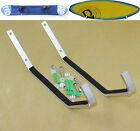 1 pair skimboard / Wakeboard /Kiteboard Wall Mount Display Rack Hanger Organizer