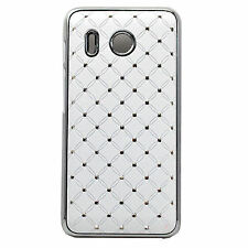 White Cases, Covers and Skins for Huawei Mobile Phone