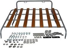 Heckgepäckträger Gepäckträger in Stahl-Holz Ausführung für VW Volkswagen Käfer