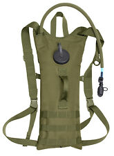 tactical hydration system backstraps 3 liter molle modular olive OD rothco 2831