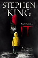 It: film tie-in edition of Stephen King's IT by Stephen King