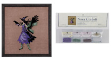 Nora Corbett Mirabilia Cross Stitch PATTERN & EMBELLISHMENT PACK Cleo NC209