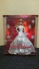 Holiday Barbie Doll 2008 Collector Edition - Celebrating 20 Years of Holidays...