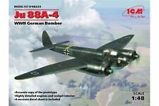 ICM 48233 1/48 Ju 88A-4 WWII German Bomber