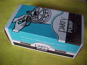 Keg Tap PERLIC  PARTY  PUMP  - Miller Lite  Beer Keg Tap & Pump - NEW IN BOX