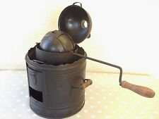 Rare French Antique Bistro Coffee Roaster & Stove  Hand Crafted  -
