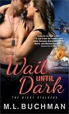 Wait Until Dark (The Night Stalkers)-ExLibrary