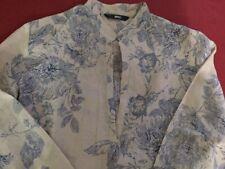 SET OF 3 BLOUSES: Mango Long-sleeve Tunic Top XS); Old Navy top; (1) Muji top
