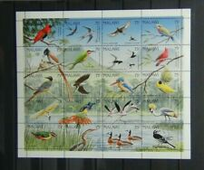 Malawi 1992 Birds set in complete sheet of 20 MNH