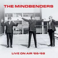 LIVE ON AIR '66 – '68  by MINDBENDERS, THE  Vinyl LP  LCLPC5036
