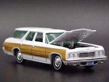 71-76 1973 Chevy Chevrolet Caprice Estate Wagon Limited Demo Derby Car Wagon New