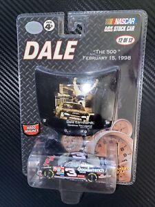 "Dale Earnhardt ""The 500"" 2/15/98 1:64 WC Diecast #3 Car 12 of 12 NIP"