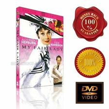 My Fair Lady  - Audrey Hepburn -  (1964) - NEW DVD
