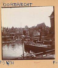 DORDRECHT c. 1900 - Le Port Pays Bas - FD Hol 58