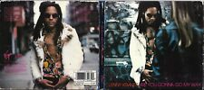 CD DIGIPACK 11 TITRES LENNY KRAVITZ ARE YOU GONNA GO MY WAY DE 1993 EUROPE