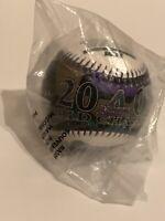 UNOPENED! Baseball 2001 World Champions Arizona Diamondbacks Fotoball Ball MLB