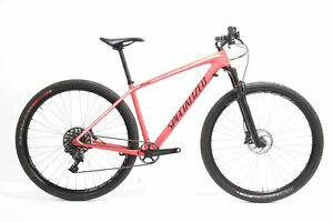 USED 2017 Specialized Epic HT Expert Carbon World Cup Medium Mountain Bike 1x11