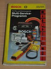 Bosch Multi Service Programm 1985 1986 PKW Kleintransporter Batterie Zündung etc