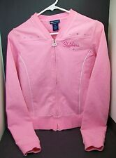 Kids XL Skechers Zipper Sweat Jacket Pink