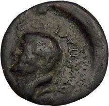 VESPASIAN 69AD Aigai in Aeolis Nemean Games Win Apollo Ancient Roman Coin i52676