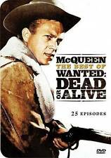 The Best of Wanted: Dead or Alive - 25 Episodes (DVD, 2014, 3-Disc Set Tin Case)