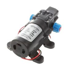 12V DC 5L / min 60W mini auto a membrana pompa ad acqua ad alta pressione I5X7