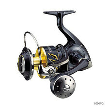 SHIMANO STELLA SW 8000PG Spinning Reel  From Japan