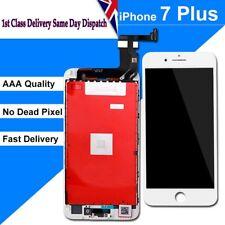 Per Apple iPhone 7 Plus Sostituzione Dello Schermo LCD Display Touch Digitizer Bianco UK
