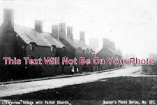 LC 32 - Twycross Village, Leicestershire c1909 - 6x4 Photo