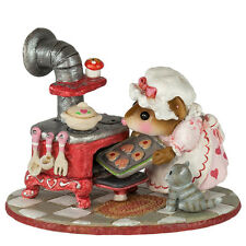 """Wee Forest Folk M-604 """"Lovin' the Oven!"""""""