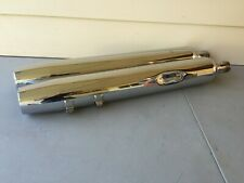 Harley-Davidson HAR FLT 1340/1450 Exhaust Mufflers 65539-95A and 65538-95A