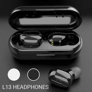 TWS Bluetooth 5.0 Wireless Earphones Headphones Mini Stereo Earbuds Headset