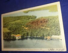 SE1033 Vtg Postcard Bigwin Inn Lake of Bays ON Smith Markham 1930