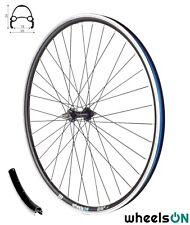 700c wheelsON Front Wheel MTB/Hybrid 36H Black  V-Brakes Double Wall