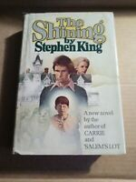 The Shining by Stephen King - First Edition First Printing 1st/1st - 1977 Horror