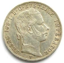 1 Florin 1863 V, Franz Joseph I. (1848-1916)