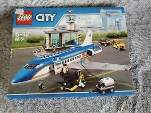 LEGO City Le terminal pour passagers NEUF SCELLÉ / MISB]