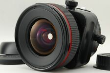 【B- Good】 Canon TS-E 24mm f/3.5 L Tilt Shift Lens w/Hood Filter From JAPAN #2792