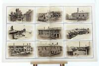 Antique Atlas Civil War Lithograph CXXI Fort Sumter Moultrie 1861 Beauregard CS