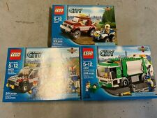 lego city lot 4432, 4433, 4437 Used Excellent Condition