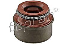 Engine Valve Stem Oil Seals x8 pcs Fits AUDI CITROEN PEUGEOT RENAULT VW 1972-