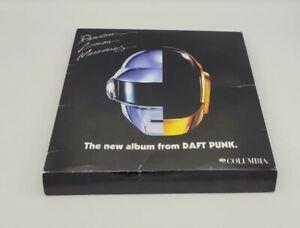 Daft Punk Random Access Memories Korean Frisbee Collectors Edition
