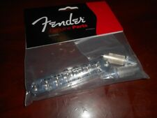NEW Genuine Fender Bridge Assembly For Classic Player Jazzmaster, Jaguar CHROME