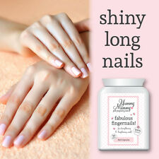 YUMMY MUMMY AFTER BIRTH NAIL TREATMENT PILLS STRENGTHENING & LENGTHENING