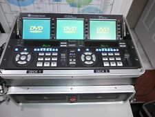 DJ DVD Custom Made Mixer Deck in Superior Condition